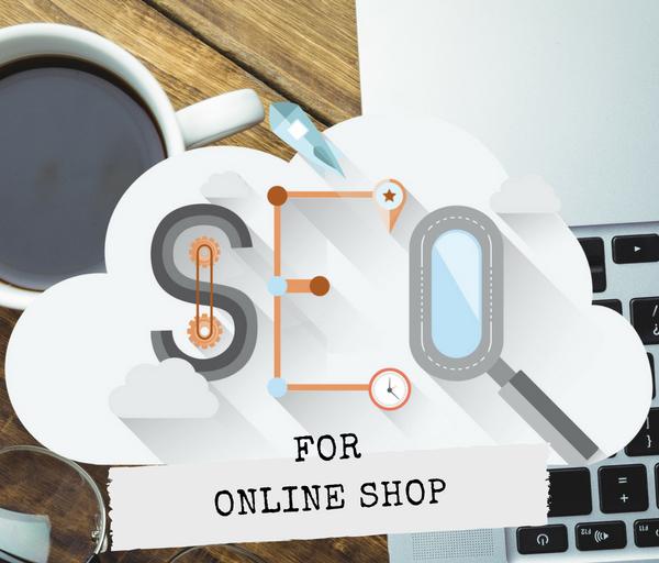 Seo for online shop
